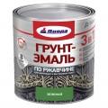 ГРУНТ-ЭМАЛЬ ПО РЖАВЧИНЕ БЕЛАЯ 1.7КГ ДИОЛА-520